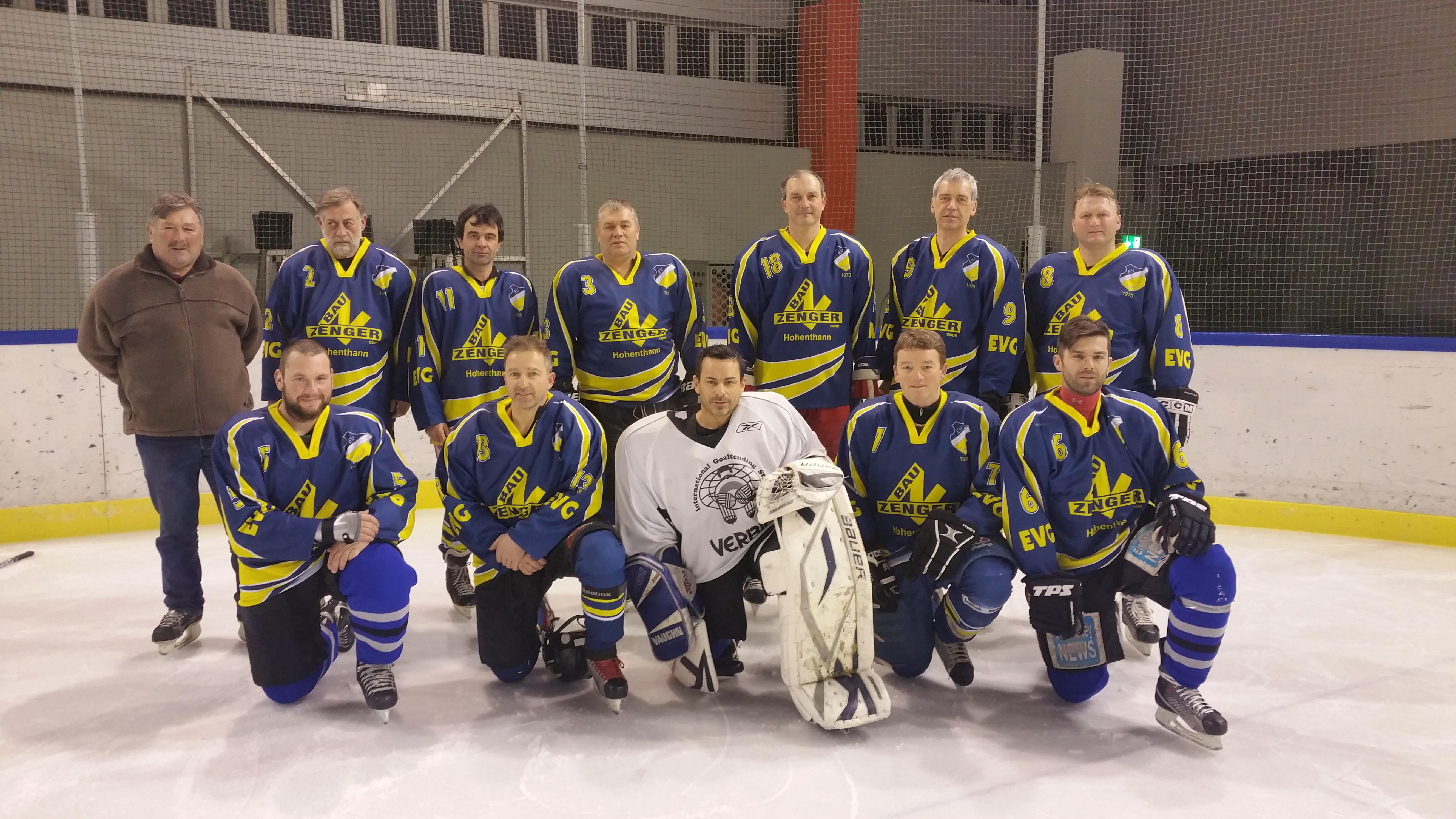 AH Mannschaft Stand Saison 2016/2017